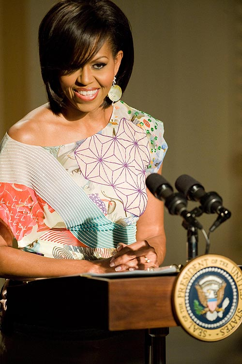 1st Lady - Michelle Obama